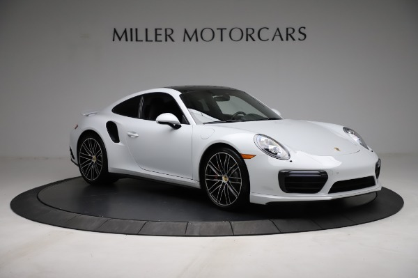 Used 2018 Porsche 911 Turbo for sale Sold at Aston Martin of Greenwich in Greenwich CT 06830 14