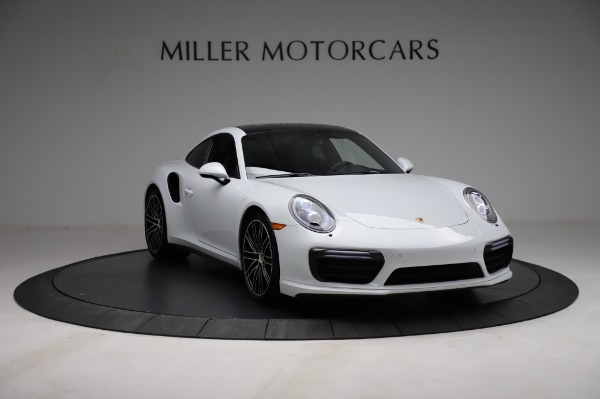 Used 2018 Porsche 911 Turbo for sale Sold at Aston Martin of Greenwich in Greenwich CT 06830 15