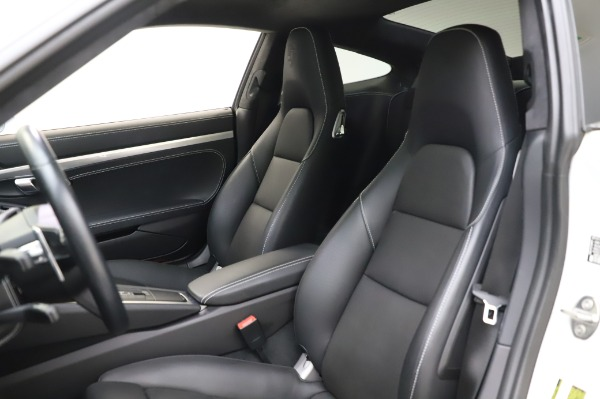 Used 2018 Porsche 911 Turbo for sale Sold at Aston Martin of Greenwich in Greenwich CT 06830 18