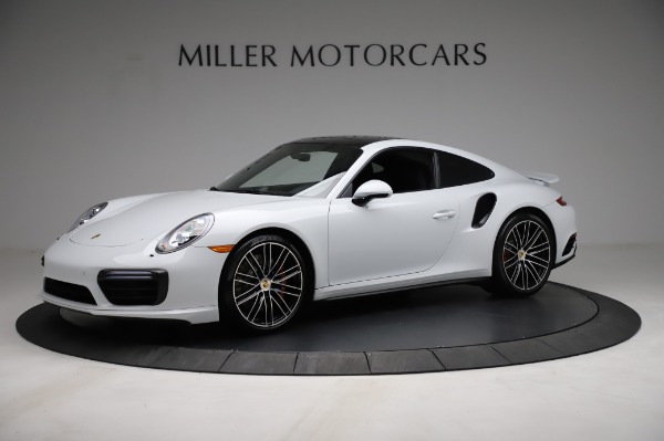 Used 2018 Porsche 911 Turbo for sale Sold at Aston Martin of Greenwich in Greenwich CT 06830 2