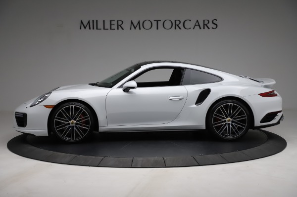 Used 2018 Porsche 911 Turbo for sale Sold at Aston Martin of Greenwich in Greenwich CT 06830 4