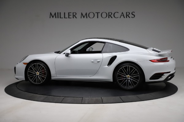 Used 2018 Porsche 911 Turbo for sale Sold at Aston Martin of Greenwich in Greenwich CT 06830 5