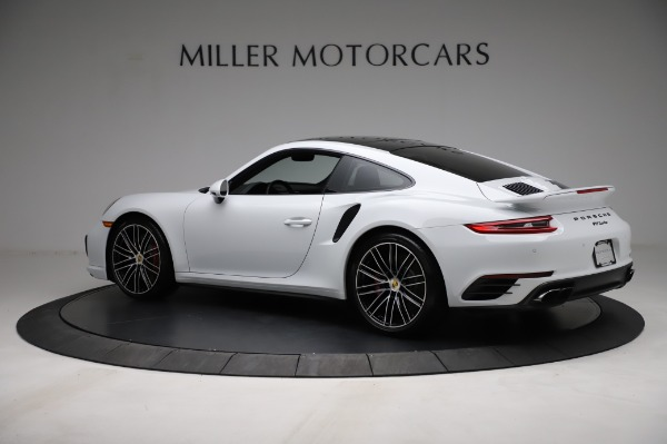 Used 2018 Porsche 911 Turbo for sale Sold at Aston Martin of Greenwich in Greenwich CT 06830 6