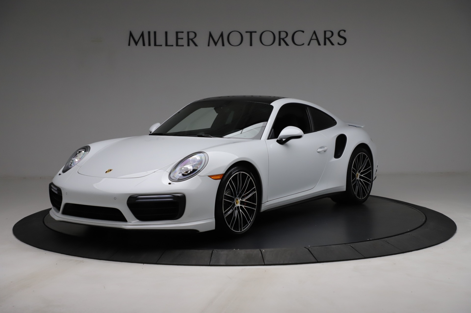 Used 2018 Porsche 911 Turbo for sale Sold at Aston Martin of Greenwich in Greenwich CT 06830 1