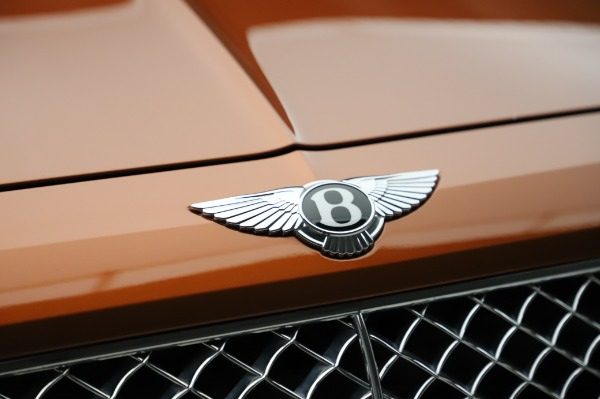 Used 2018 Bentley Bentayga Onyx Edition for sale Call for price at Aston Martin of Greenwich in Greenwich CT 06830 14