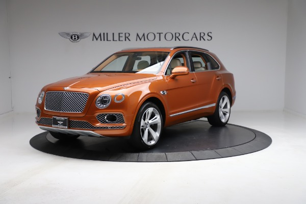 Used 2018 Bentley Bentayga Onyx Edition for sale Call for price at Aston Martin of Greenwich in Greenwich CT 06830 2