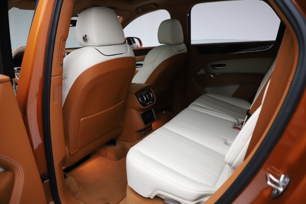 Used 2018 Bentley Bentayga Onyx Edition for sale Call for price at Aston Martin of Greenwich in Greenwich CT 06830 21