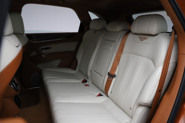 Used 2018 Bentley Bentayga Onyx Edition for sale Call for price at Aston Martin of Greenwich in Greenwich CT 06830 23