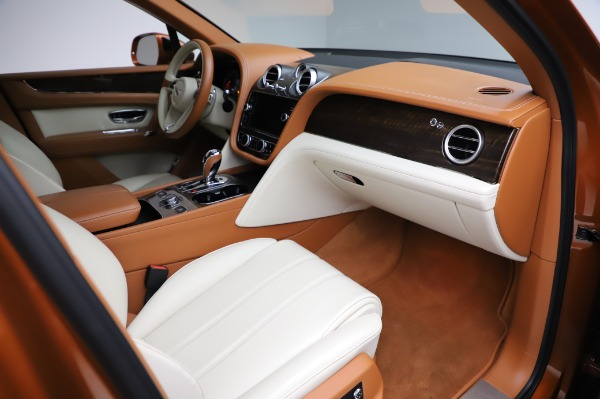 Used 2018 Bentley Bentayga Onyx Edition for sale Call for price at Aston Martin of Greenwich in Greenwich CT 06830 25