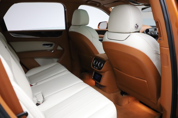 Used 2018 Bentley Bentayga Onyx Edition for sale Call for price at Aston Martin of Greenwich in Greenwich CT 06830 28