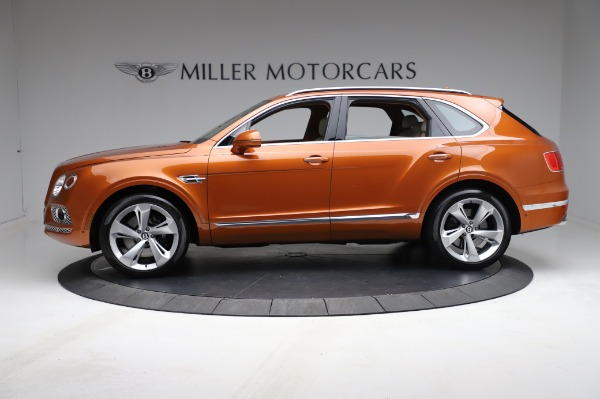 Used 2018 Bentley Bentayga Onyx Edition for sale Call for price at Aston Martin of Greenwich in Greenwich CT 06830 3