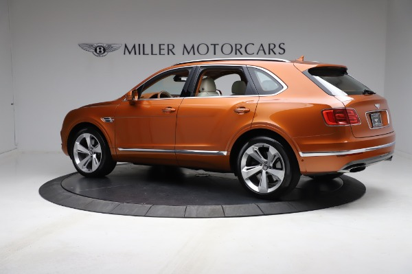 Used 2018 Bentley Bentayga Onyx Edition for sale Call for price at Aston Martin of Greenwich in Greenwich CT 06830 4