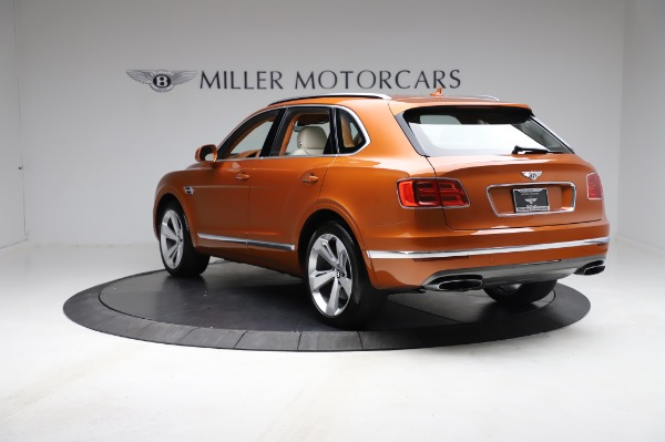 Used 2018 Bentley Bentayga Onyx Edition for sale Call for price at Aston Martin of Greenwich in Greenwich CT 06830 5