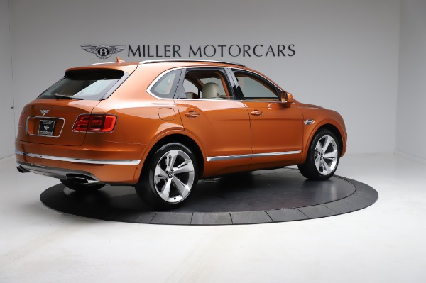 Used 2018 Bentley Bentayga Onyx Edition for sale Call for price at Aston Martin of Greenwich in Greenwich CT 06830 8