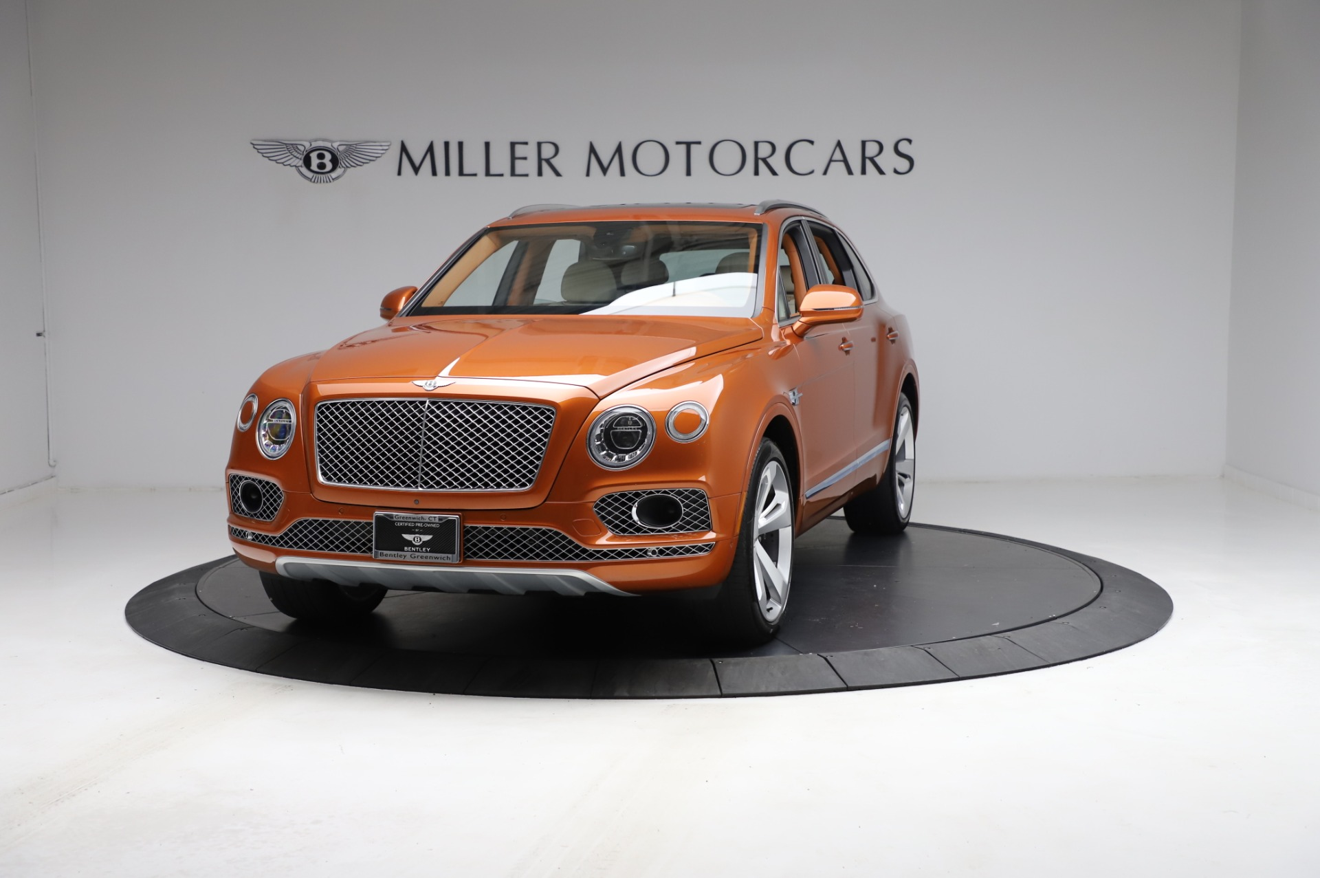 Used 2018 Bentley Bentayga Onyx Edition for sale Call for price at Aston Martin of Greenwich in Greenwich CT 06830 1