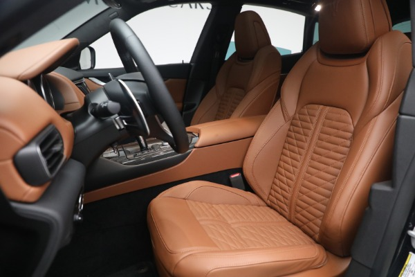 New 2021 Maserati Levante S Q4 GranSport for sale Sold at Aston Martin of Greenwich in Greenwich CT 06830 17