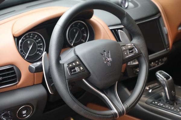 New 2021 Maserati Levante S Q4 GranSport for sale Sold at Aston Martin of Greenwich in Greenwich CT 06830 19