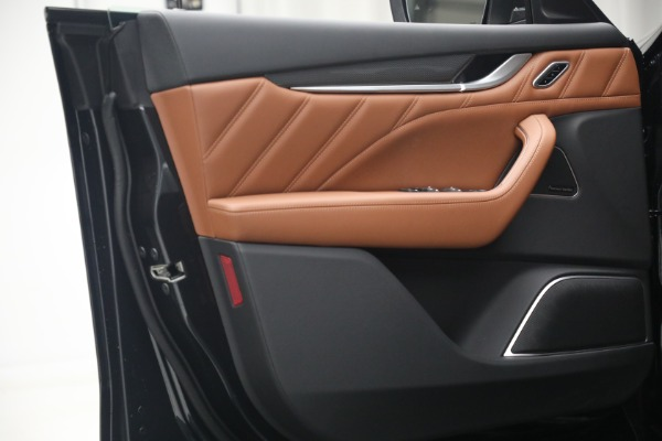 New 2021 Maserati Levante S Q4 GranSport for sale Sold at Aston Martin of Greenwich in Greenwich CT 06830 23
