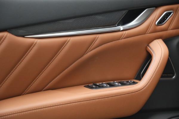New 2021 Maserati Levante S Q4 GranSport for sale Sold at Aston Martin of Greenwich in Greenwich CT 06830 24