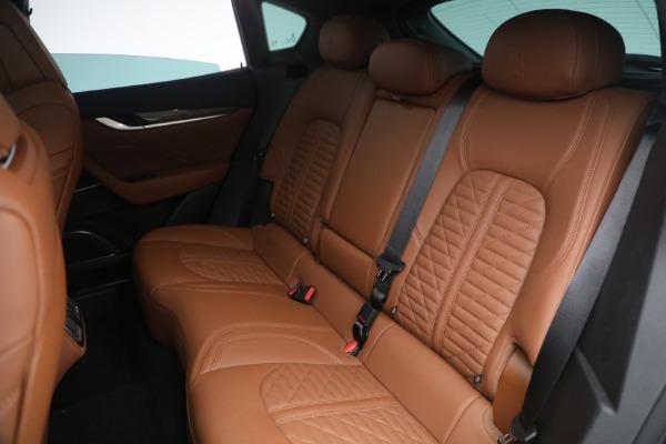 New 2021 Maserati Levante S Q4 GranSport for sale Sold at Aston Martin of Greenwich in Greenwich CT 06830 27