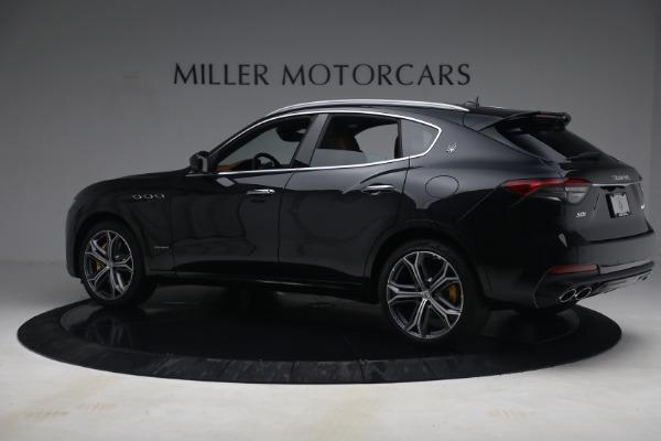 New 2021 Maserati Levante S Q4 GranSport for sale Sold at Aston Martin of Greenwich in Greenwich CT 06830 4
