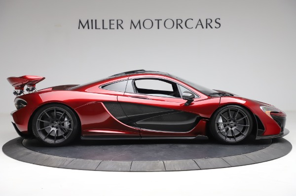Used 2014 McLaren P1 for sale Call for price at Aston Martin of Greenwich in Greenwich CT 06830 11