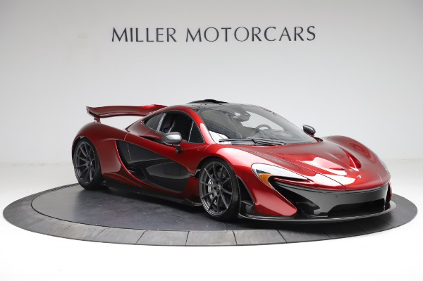 Used 2014 McLaren P1 for sale Call for price at Aston Martin of Greenwich in Greenwich CT 06830 13