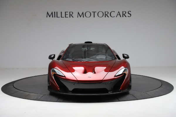 Used 2014 McLaren P1 for sale Call for price at Aston Martin of Greenwich in Greenwich CT 06830 14