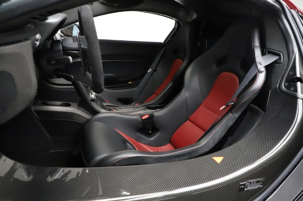 Used 2014 McLaren P1 for sale Call for price at Aston Martin of Greenwich in Greenwich CT 06830 17