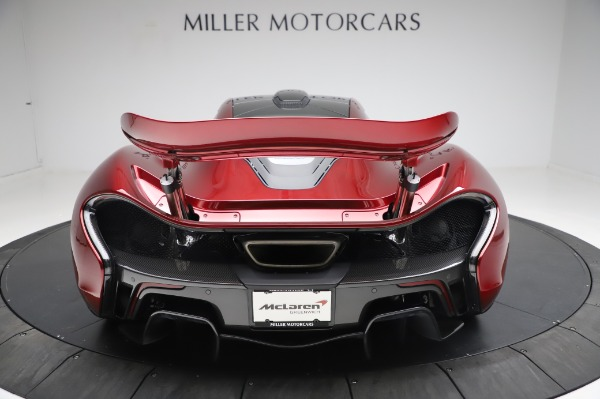 Used 2014 McLaren P1 for sale Call for price at Aston Martin of Greenwich in Greenwich CT 06830 19