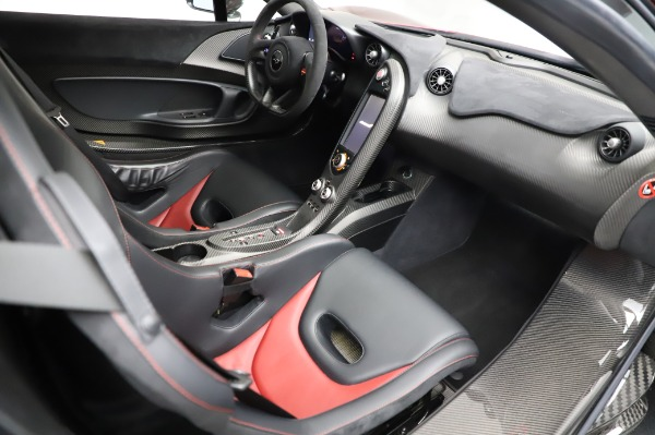 Used 2014 McLaren P1 for sale Call for price at Aston Martin of Greenwich in Greenwich CT 06830 20