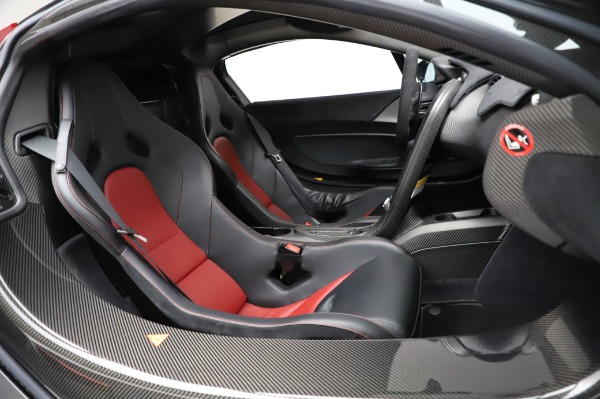 Used 2014 McLaren P1 for sale Call for price at Aston Martin of Greenwich in Greenwich CT 06830 22