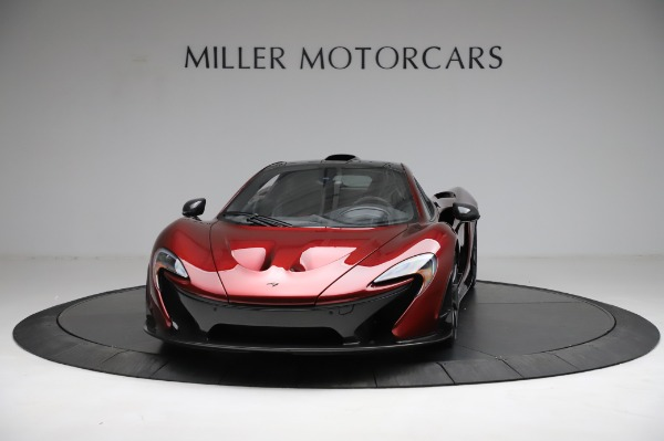 Used 2014 McLaren P1 for sale Call for price at Aston Martin of Greenwich in Greenwich CT 06830 25