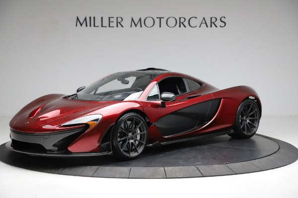 Used 2014 McLaren P1 for sale Call for price at Aston Martin of Greenwich in Greenwich CT 06830 26