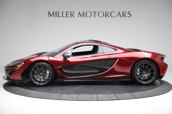 Used 2014 McLaren P1 for sale Call for price at Aston Martin of Greenwich in Greenwich CT 06830 27