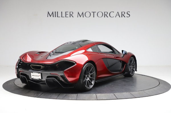 Used 2014 McLaren P1 for sale Call for price at Aston Martin of Greenwich in Greenwich CT 06830 28