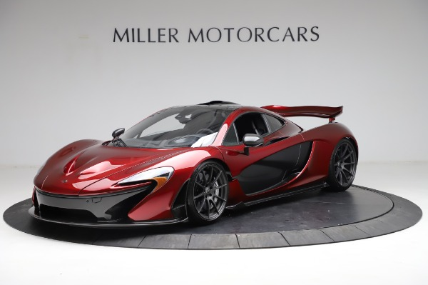 Used 2014 McLaren P1 for sale Call for price at Aston Martin of Greenwich in Greenwich CT 06830 3