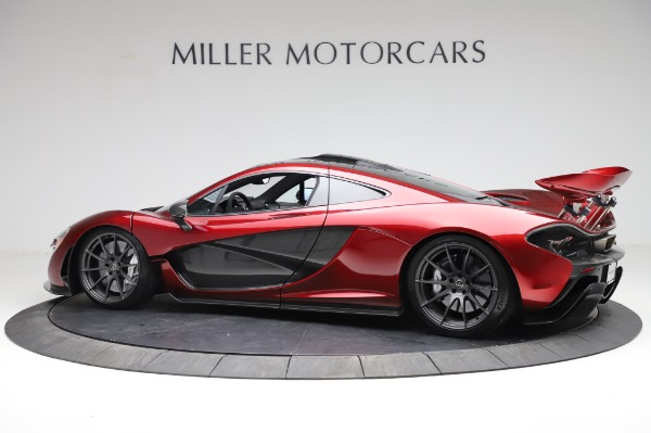 Used 2014 McLaren P1 for sale Call for price at Aston Martin of Greenwich in Greenwich CT 06830 5