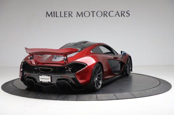 Used 2014 McLaren P1 for sale Call for price at Aston Martin of Greenwich in Greenwich CT 06830 9