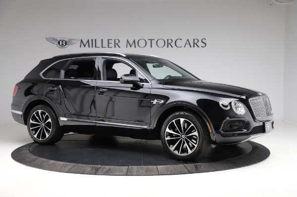 Used 2018 Bentley Bentayga Onyx Edition for sale $149,900 at Aston Martin of Greenwich in Greenwich CT 06830 10