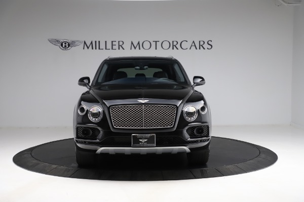 Used 2018 Bentley Bentayga Onyx Edition for sale $149,900 at Aston Martin of Greenwich in Greenwich CT 06830 12