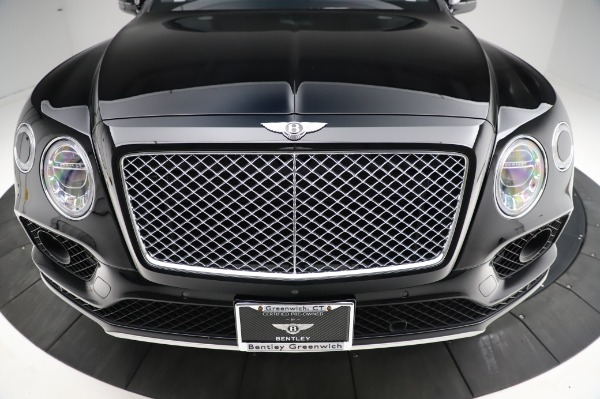 Used 2018 Bentley Bentayga Onyx Edition for sale $149,900 at Aston Martin of Greenwich in Greenwich CT 06830 13
