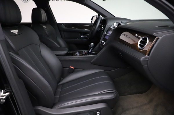 Used 2018 Bentley Bentayga Onyx Edition for sale $149,900 at Aston Martin of Greenwich in Greenwich CT 06830 26