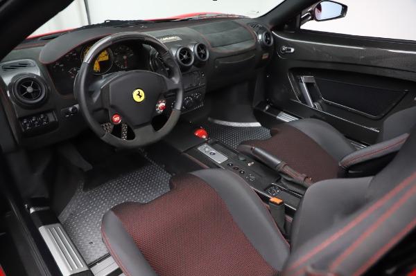 Used 2009 Ferrari 430 Scuderia Spider 16M for sale Call for price at Aston Martin of Greenwich in Greenwich CT 06830 14