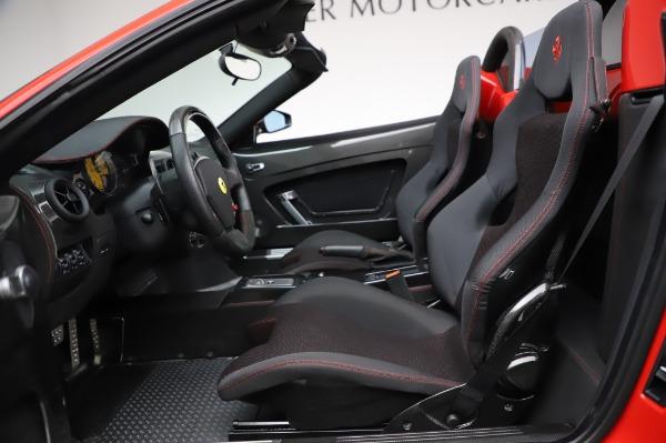 Used 2009 Ferrari 430 Scuderia Spider 16M for sale Call for price at Aston Martin of Greenwich in Greenwich CT 06830 15