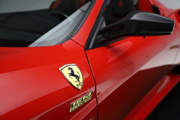 Used 2009 Ferrari 430 Scuderia Spider 16M for sale Call for price at Aston Martin of Greenwich in Greenwich CT 06830 19