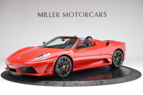 Used 2009 Ferrari 430 Scuderia Spider 16M for sale Call for price at Aston Martin of Greenwich in Greenwich CT 06830 2