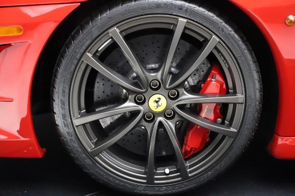 Used 2009 Ferrari 430 Scuderia Spider 16M for sale Call for price at Aston Martin of Greenwich in Greenwich CT 06830 20