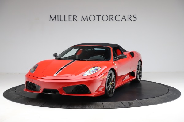 Used 2009 Ferrari 430 Scuderia Spider 16M for sale Call for price at Aston Martin of Greenwich in Greenwich CT 06830 28