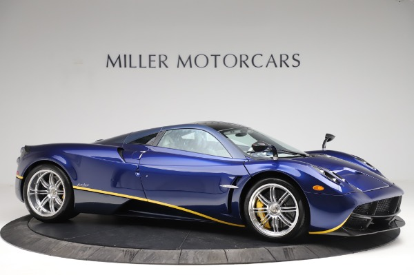 Used 2014 Pagani Huayra for sale Call for price at Aston Martin of Greenwich in Greenwich CT 06830 10